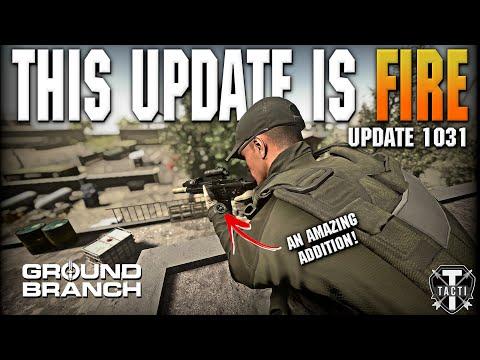 Ground Branch Update