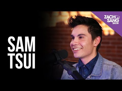 Sam Tsui talks Cameo, Marriage and Upcoming Album