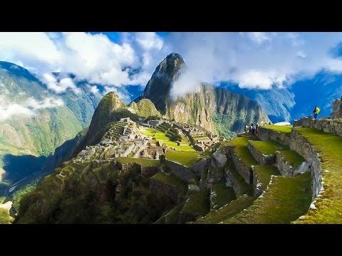 MACHU PICCHU AMAZING VIEW! TRAVEL TO PERU.