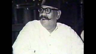 Bade Ghulam Ali Khan sings Pilu Thumri (Kate na birha ki Raat)
