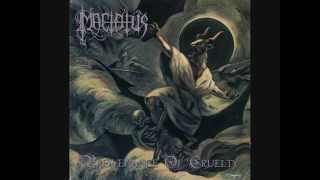 Watch Mactatus Draped In Shadows Of Satans Pride video