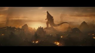 Godzilla King of the Monsters - Ending
