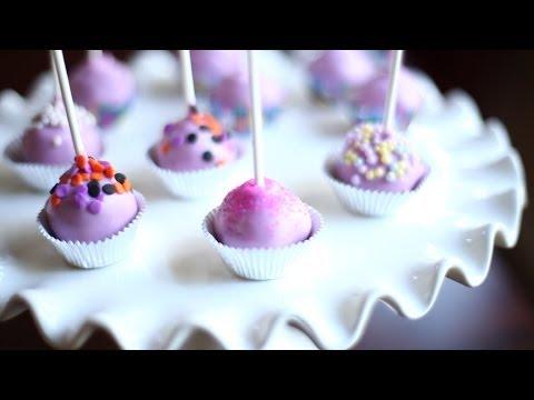 Rezept: Cake Pops selber machen