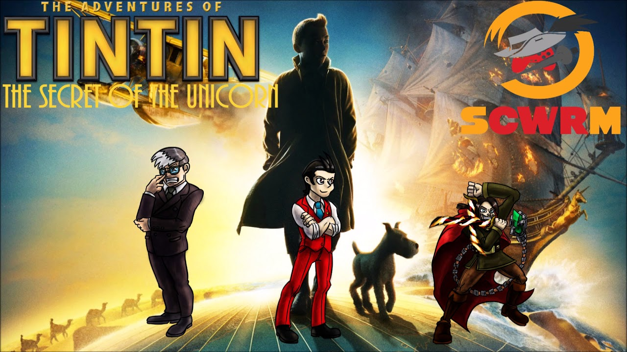 Download SCWRM Watches The Adventures of Tintin: The Secret of the Unicorn movie (audio commentary)