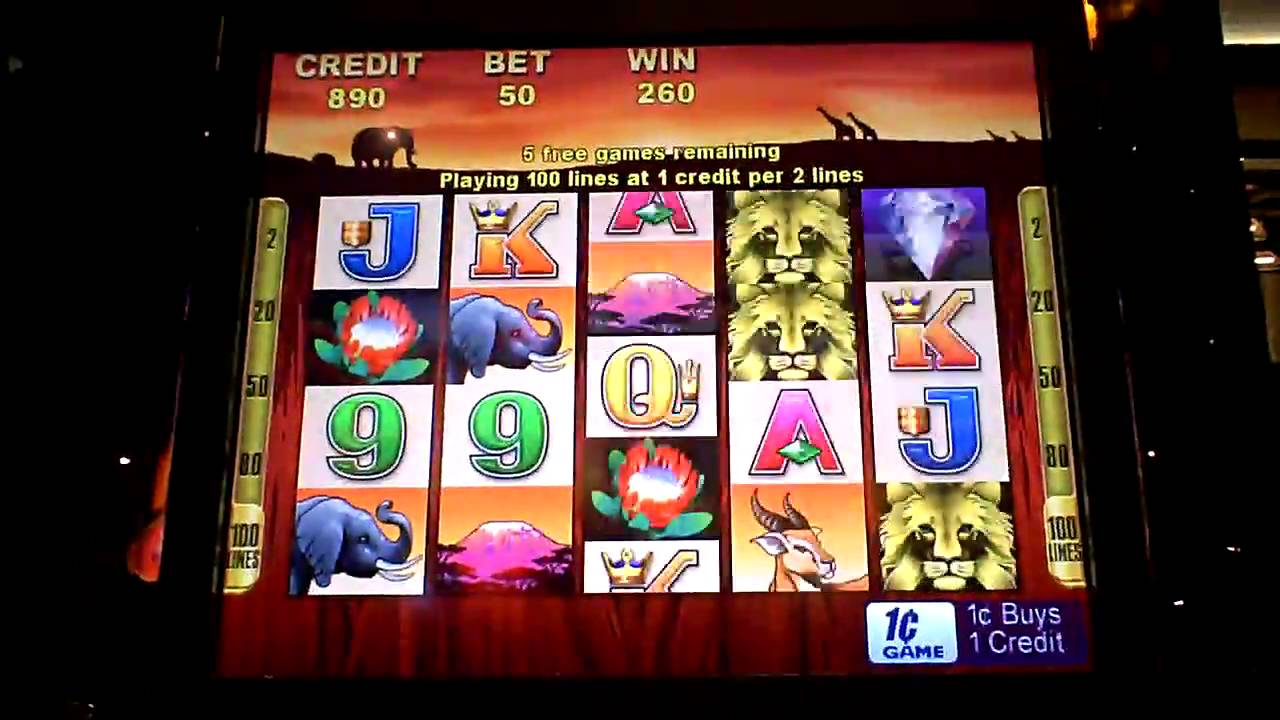 100 lions slot machine max bet - gospel