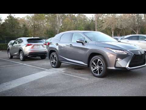 Learn About Lexus Intelligent Clearance Sonar (ICS) on The 2017 Lexus RX350