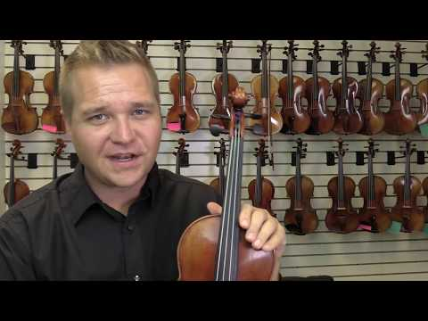 "Scott Cao ""Il Canone 1743"" Violin - USED"