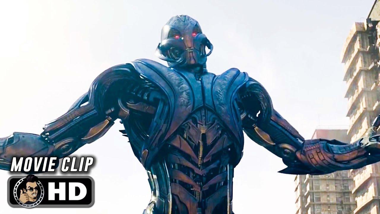 Download AVENGERS: AGE OF ULTRON Clip - Final Battle (2015) Marvel