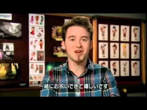 Alex Hirsch Celebrates Disney Channel Japans 10th
