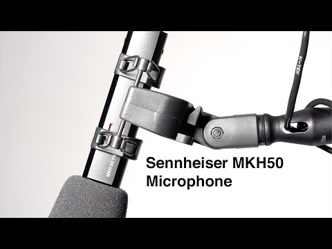 Sennheiser MKH50 Microphone Overview: Super Cardioid Mic for Indoor Dialogue