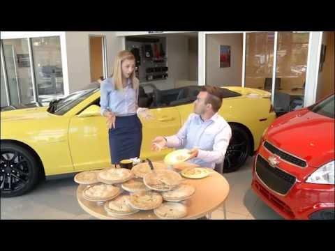Baseball, Hot Dogs, Apple Pie and Tom Henry Chevrolet - YouTube