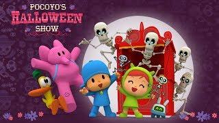 Pocoyo: Halloween Show 💀 | HALLOWEEN 2017 | Cartoni animati