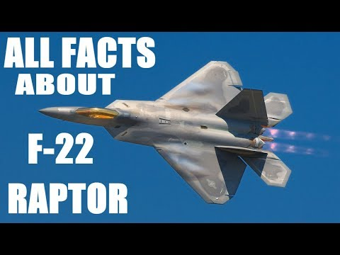 FACTS ABOUT F 22 RAPTOR STEALTH JET FIGHTER