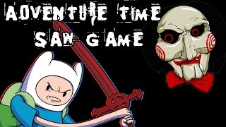 adventure time saw game english walkthrough