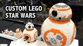 Еволюція ВВ-8 | замовлення Лего Зоряні війни