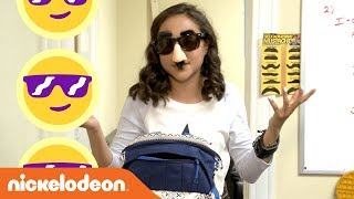Back to School: What's in Breanna Yde's Backpack? | School of Rock | Nick