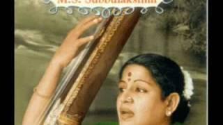mangalam by M S Subbulakshmi , pavamana suthudu battu