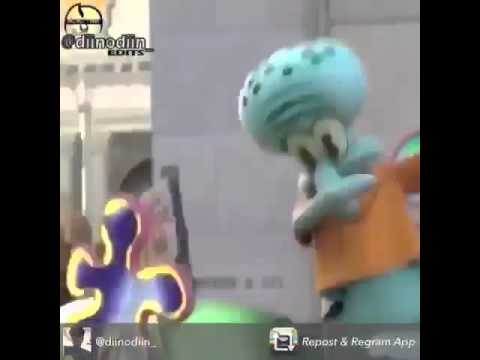 Squidward Dab Hard From Carlos Youtube