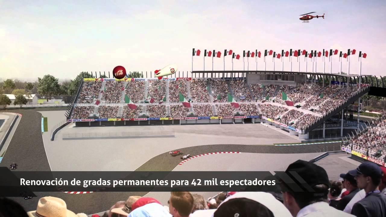 grand prix f1 mexique