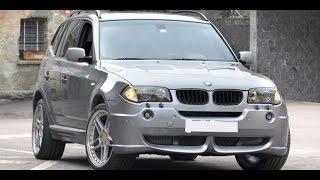 Выбираем бу авто BMW X3 E83 (бюджет 550-600тр)