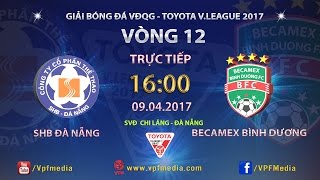 Da Nang vs Binh Duong full match