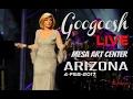 Googoosh Live Concert At Phoenix Arizona Mesa Art Center 4 feb 2017 video