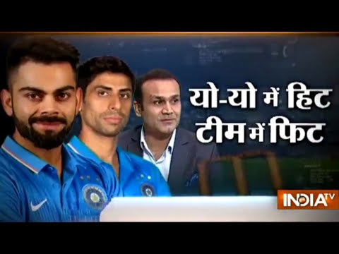38-year-old Nehra's selection indicates fitness to be new mantra for place in Team India