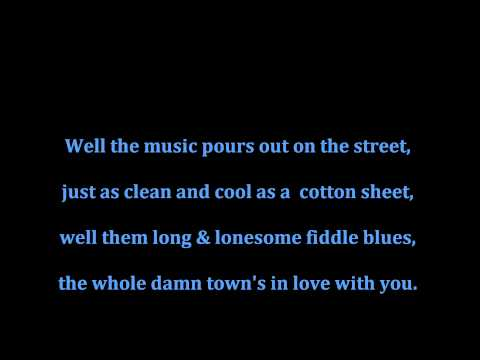 Turnpike Troubadours- Whole Damn Town w lyrics