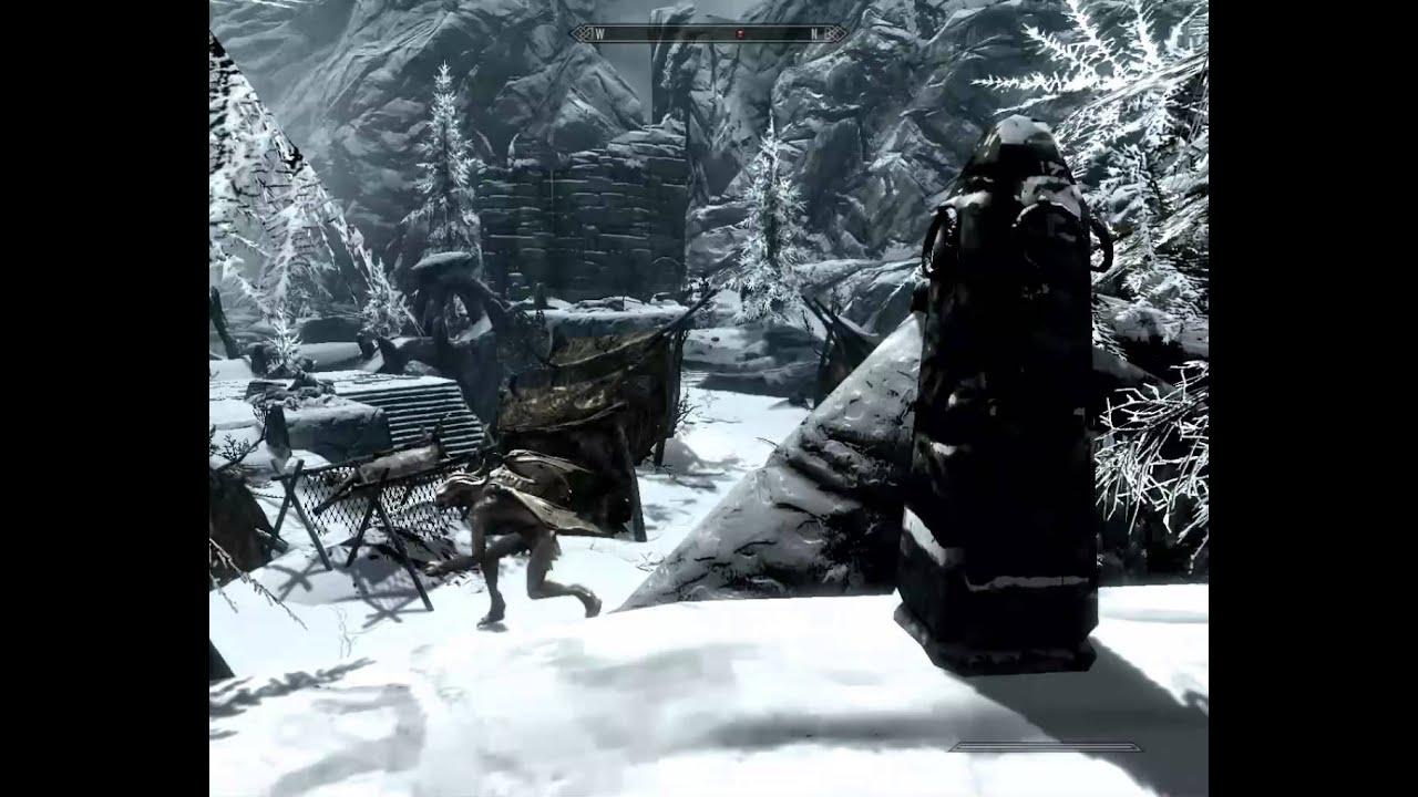 Skyrim - Gargoyle Summon and Follower Mod (PC - Fr)