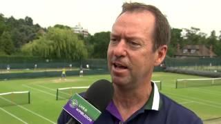 Analysis Corner: Andy Murray