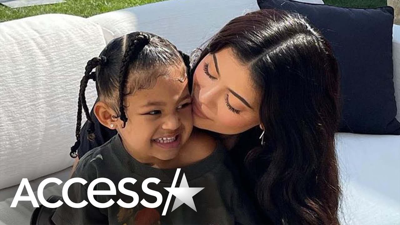 Kylie Jenner Shows Off Stormi's Massive New Playroom
