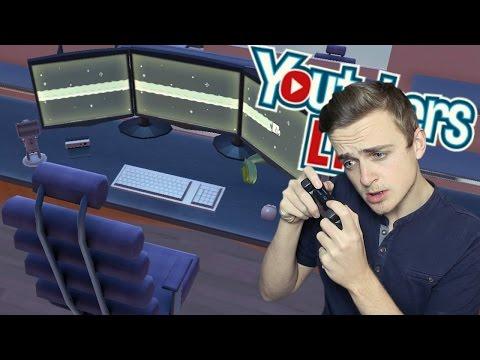 ULTIMATE BRAND NEW GAMING SETUP! | YouTubers Life Gameplay [Ep.8]
