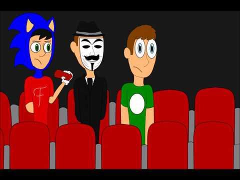 FranDaMan1 animation