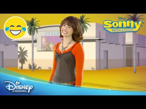 Sonny With A Chance | Theme Song | Official Disney Channel UK