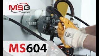 MSG MS604 - Стенд для диагностики насосов ГУР