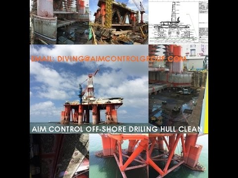Hull Cleaning Under water