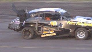 Petaluma Speedway Mini-Stock Feature