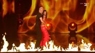 Fernanda Brandao  & Daniel Stelter Deutschland tanzt
