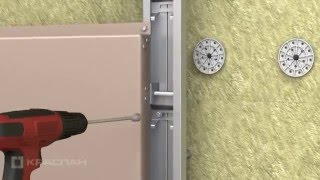 видео Отделка вентилируемым алюминиевым фасадом
