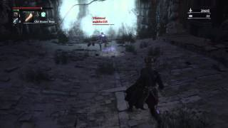 Bloodborne - First PVP - Stay outta my world! So close to death