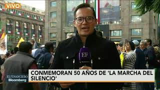 CCH Azcapo encabeza la Marcha del Silencio; la consigna es
