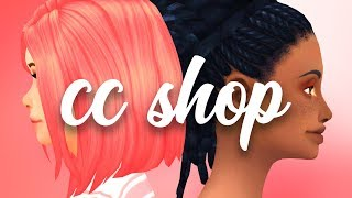 50+ PIECES MAXIS MATCH CC // Sims 4 CC Shopping