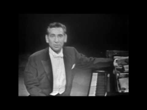 Jazz in Serious Music: Ragtime / Lincoln Presents · Leonard Bernstein · New York Philharmonic