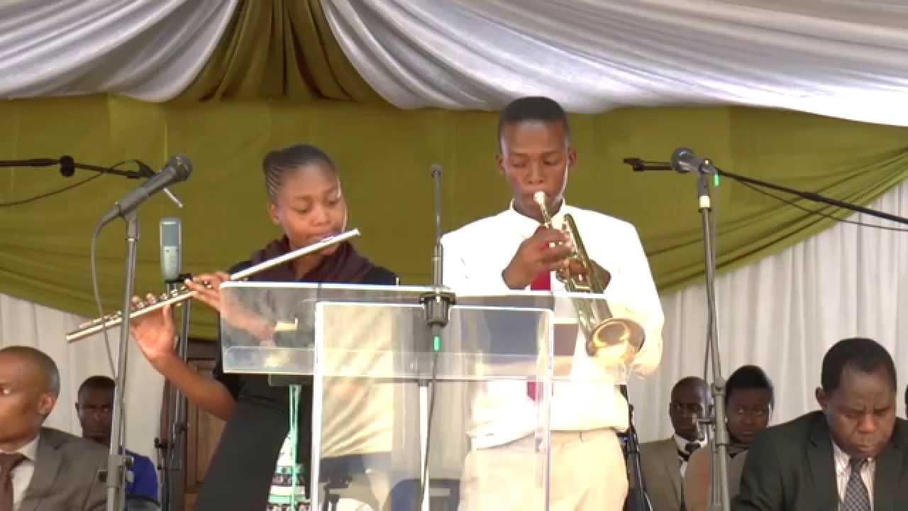 Apostolic faith church camp meeting flute and trumpet duet youtube