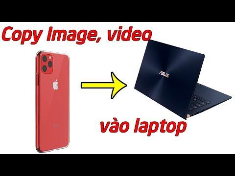 Cách Copy ảnh Từ Iphone Vào Máy Tính