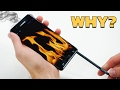 This Is Why the Note 7 EXPLODED 🔥