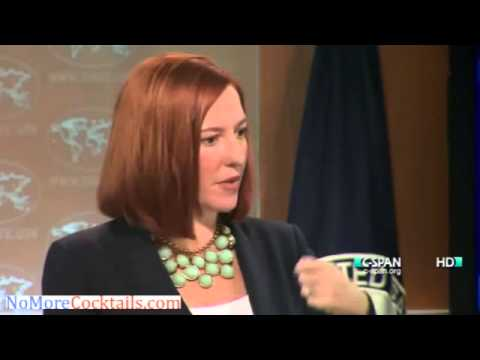 """State Dept Spox Jen Psaki: We are not going to apologize for """"chickenshit"""" comments"""