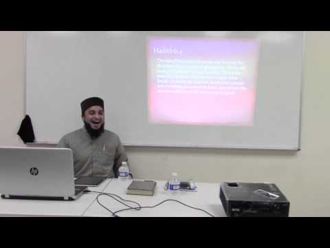 Prophetic Style - Day 1 by Mufti Wasim Khan