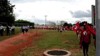 Marcha, Congresso Nacional do MST, 2014
