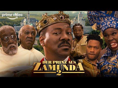 Der King of Comedy ist zurück! | Der Prinz aus Zamunda 2 | Trailer